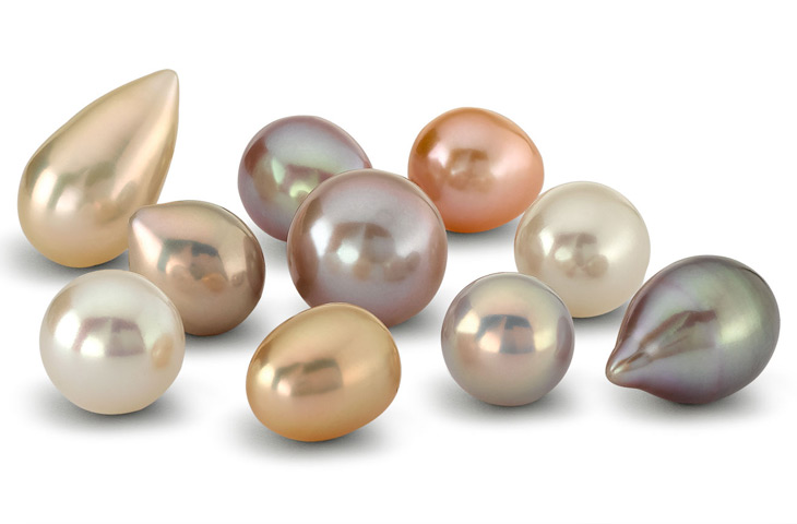 Freshwater pearls image