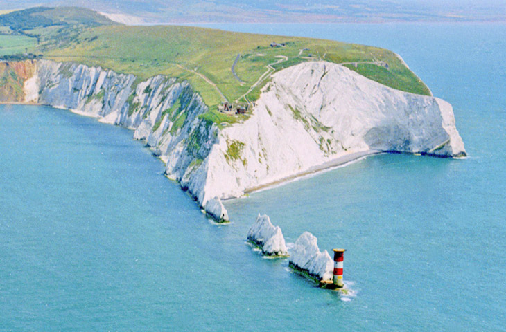 Image of Isle of Wight stunning scenery