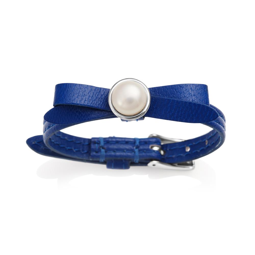 Joli bracelet bleu image