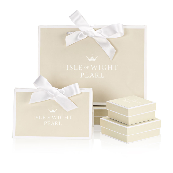 Isle of Wight Pearl packaging