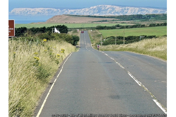 Military Road closed